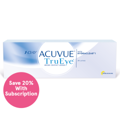 1-DAY ACUVUE TruEye Subscription